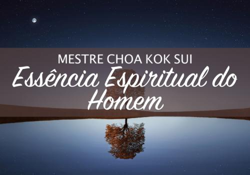 Curso Essência Espiritual Do Homem