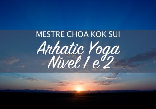 Curso Arhatic Yoga Nível 1 E 2