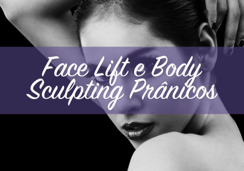 Curso Face Lift Prânico E Body Sculpting Prânico